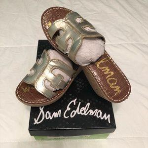 Regis Wedge Sandals